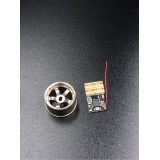 XRX (XR-RXF3-G LNA) 1/28 RECEIVER FUTABA S-FHSS  BUILD IN GYRO COMPATIBLE