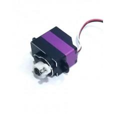 XRX (XR-MS3) Full Metal tiny Servo for 1/27 1/28 Racing (Programable servo)